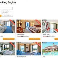 Онлайн резервационна система за хотелски сайт